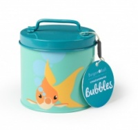 Burgon & Ball  ''Bubbles'' Fish Storage Tin