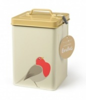 Burgon & Ball ''Brutus'' Robin Storage Tin