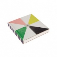 Caroline Gardner hardback notebook chroma range blank & ruled pages