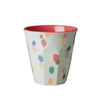 Rice DK Colourful Dapper Dot Melamine Cup