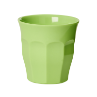 Rice Neon Pastel Green Melamine Cup